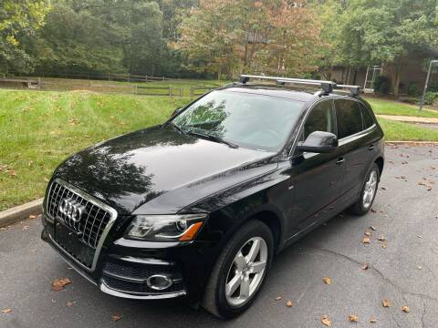 2011 Audi Q5 for sale at Bowie Motor Co in Bowie MD