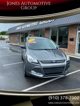 2014 Ford Escape for sale at Jones Automotive Group in Jacksonville NC