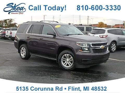 2015 Chevrolet Tahoe for sale at Jamie Sells Cars 810 in Flint MI