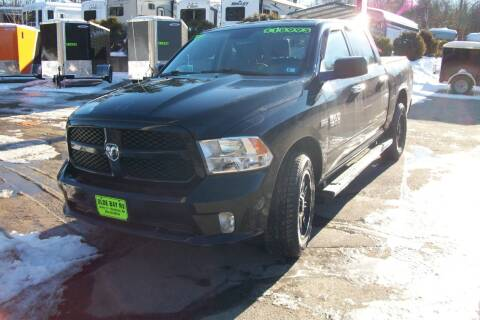 2013 RAM Ram Pickup 1500 for sale at Olde Bay RV in Rochester NH