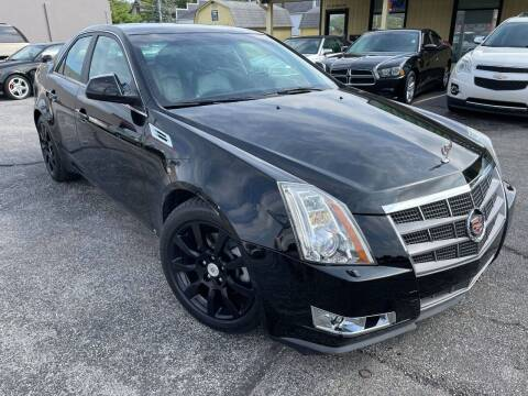 2009 Cadillac CTS for sale at speedy auto sales in Indianapolis IN