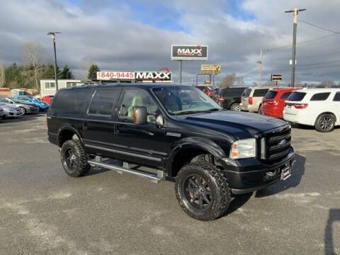 2005 Ford Excursion for sale at Maxx Autos Plus in Puyallup WA