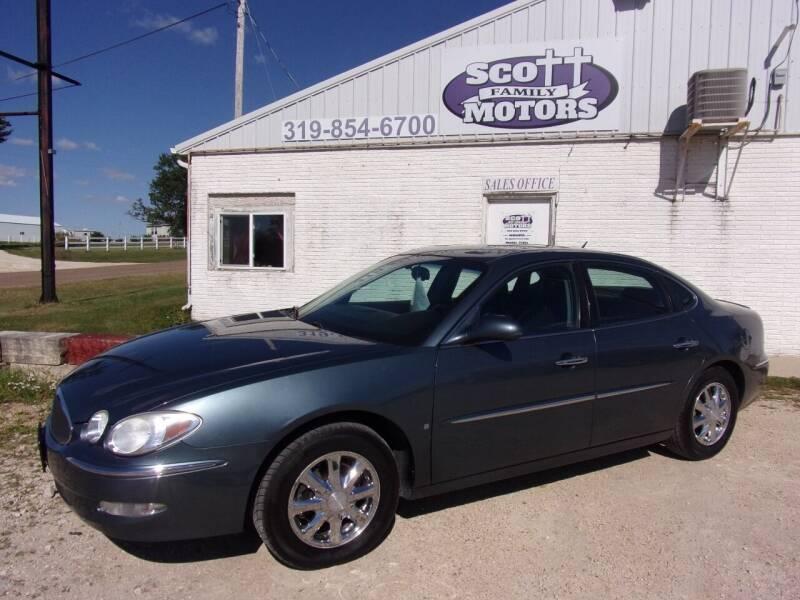 2006 Buick LaCrosse for sale at SCOTT FAMILY MOTORS in Springville IA