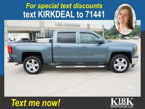 2014 Chevrolet Silverado 1500 for sale at Kirk Brothers Batesville in Batesville MS