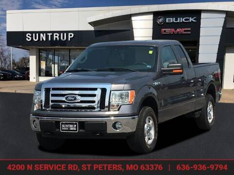 2009 Ford F-150 for sale at SUNTRUP BUICK GMC in Saint Peters MO