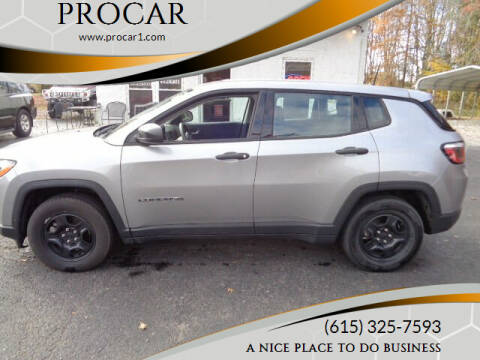 2018 Jeep Compass for sale at PROCAR in Portland TN