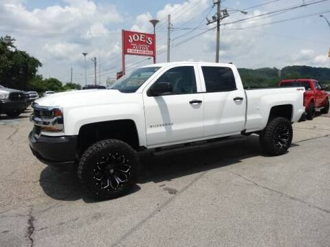 2018 Chevrolet Silverado 1500 for sale at Joe's Preowned Autos in Moundsville WV