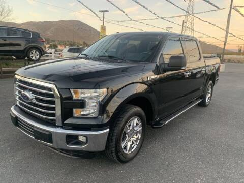 2015 Ford F-150 for sale at Los Compadres Auto Sales in Riverside CA