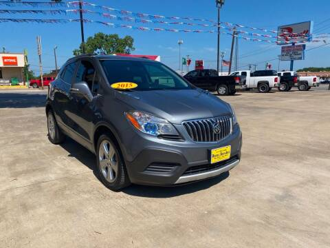 2015 Buick Encore for sale at Russell Smith Auto in Fort Worth TX