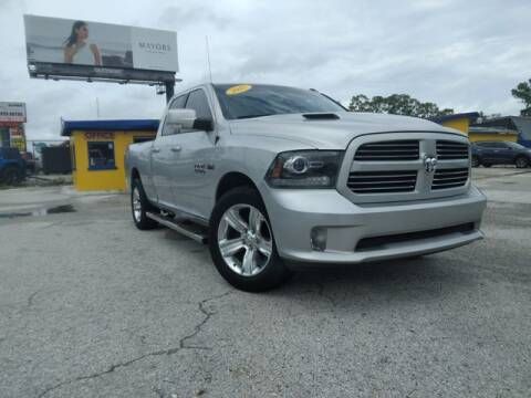 2015 RAM Ram Pickup 1500 for sale at AUTOPARK AUTO SALES in Orlando FL