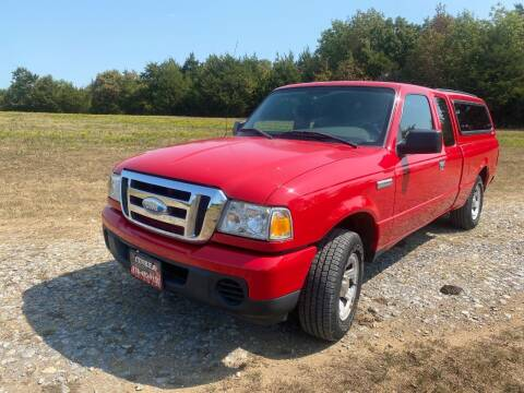 2009 Ford Ranger for sale at TINKER MOTOR COMPANY in Indianola OK