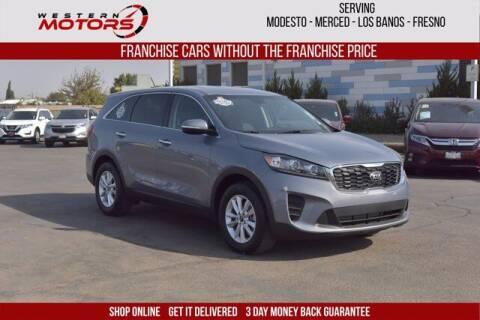 2020 Kia Sorento for sale at Choice Motors in Merced CA