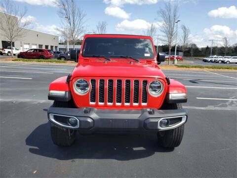 2020 Jeep Gladiator for sale at Lou Sobh Kia in Cumming GA