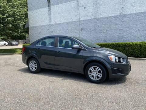 2014 Chevrolet Sonic for sale at Select Auto in Smithtown NY