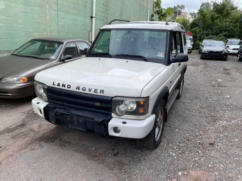 2003 Land Rover Discovery for sale at KBB Auto Sales in North Bergen NJ