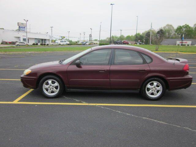 2006 Ford Taurus for sale at Freedom Automotive Sales in Union SC