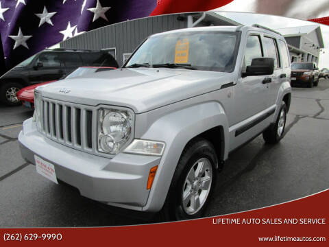 2010 Jeep Liberty for sale at Lifetime Auto Sales and Service in West Bend WI