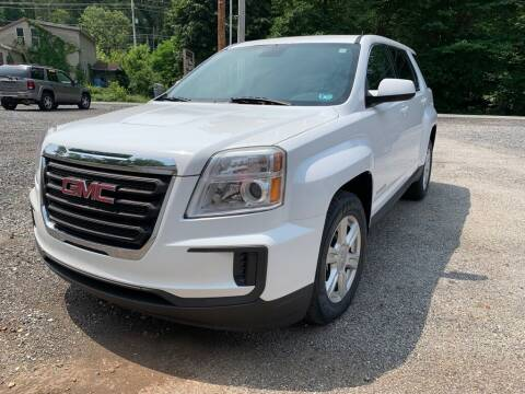 2016 GMC Terrain for sale at Old Trail Auto Sales in Etters PA