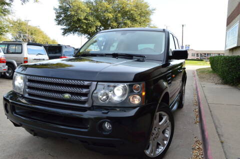 2006 Land Rover Range Rover Sport for sale at E-Auto Groups in Dallas TX