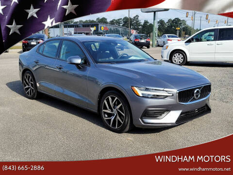 2019 Volvo S60 for sale at Windham Motors in Florence SC