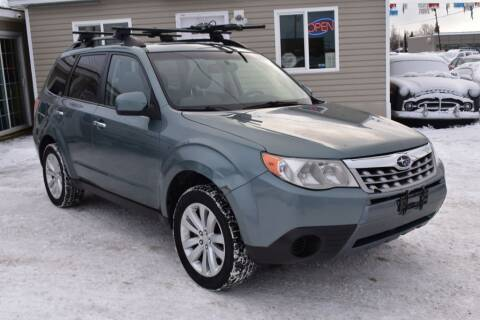 2011 Subaru Forester for sale at Alaska Best Choice Auto Sales in Anchorage AK