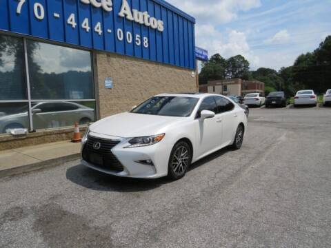 2016 Lexus ES 350 for sale at Southern Auto Solutions - 1st Choice Autos in Marietta GA