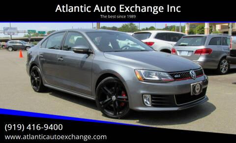 2015 Volkswagen Jetta for sale at Atlantic Auto Exchange Inc in Durham NC