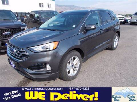 2020 Ford Edge for sale at QUALITY MOTORS in Salmon ID