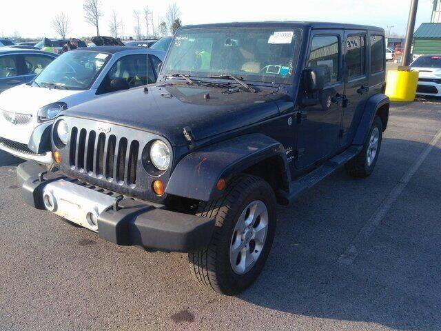 2013 Jeep Wrangler Unlimited for sale at Wilson Autosports in Fort Walton Beach FL