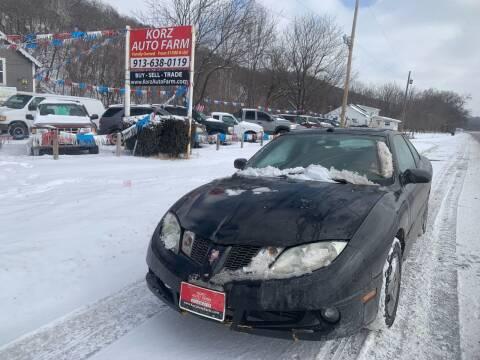 2003 Pontiac Sunfire for sale at Korz Auto Farm in Kansas City KS