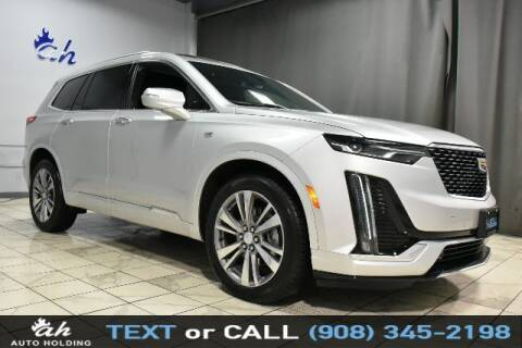 2020 Cadillac XT6 for sale at AUTO HOLDING in Hillside NJ