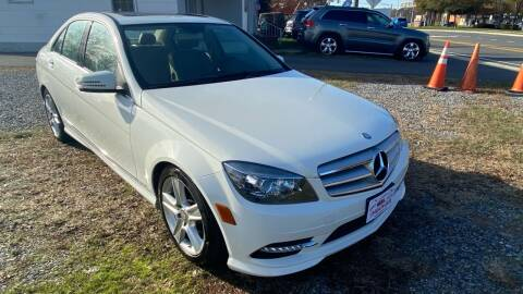 2011 Mercedes-Benz C-Class for sale at MBL Auto in Fredericksburg VA