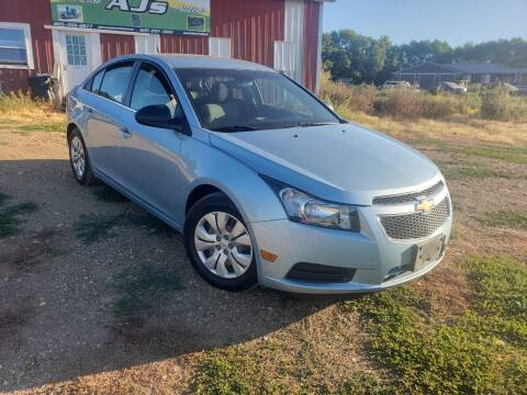 2012 Chevrolet Cruze for sale at AJ's Autos in Parker SD