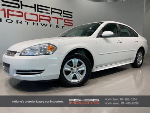 2016 Chevrolet Impala Limited for sale at Fishers Imports in Fishers IN