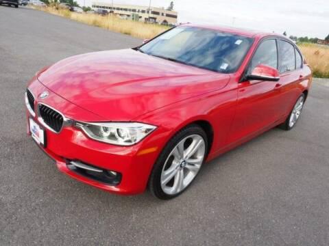 2014 BMW 3 Series for sale at Karmart in Burlington WA