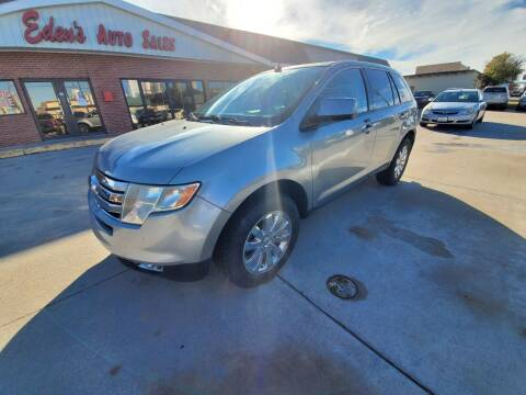 2007 Ford Edge for sale at Eden's Auto Sales in Valley Center KS