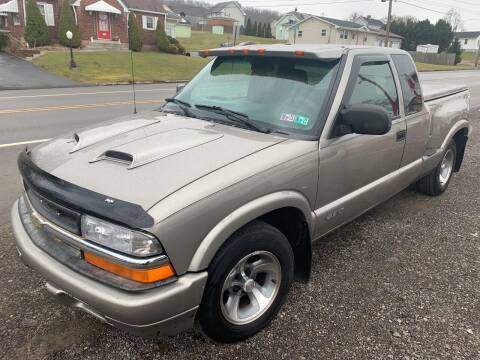 2000 Chevrolet S-10 for sale at Trocci's Auto Sales in West Pittsburg PA