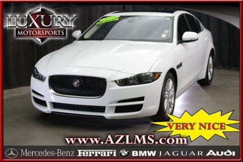 2019 Jaguar XE for sale at Luxury Motorsports in Phoenix AZ