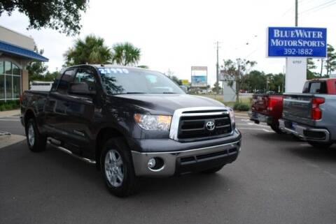 2012 Toyota Tundra for sale at BlueWater MotorSports in Wilmington NC