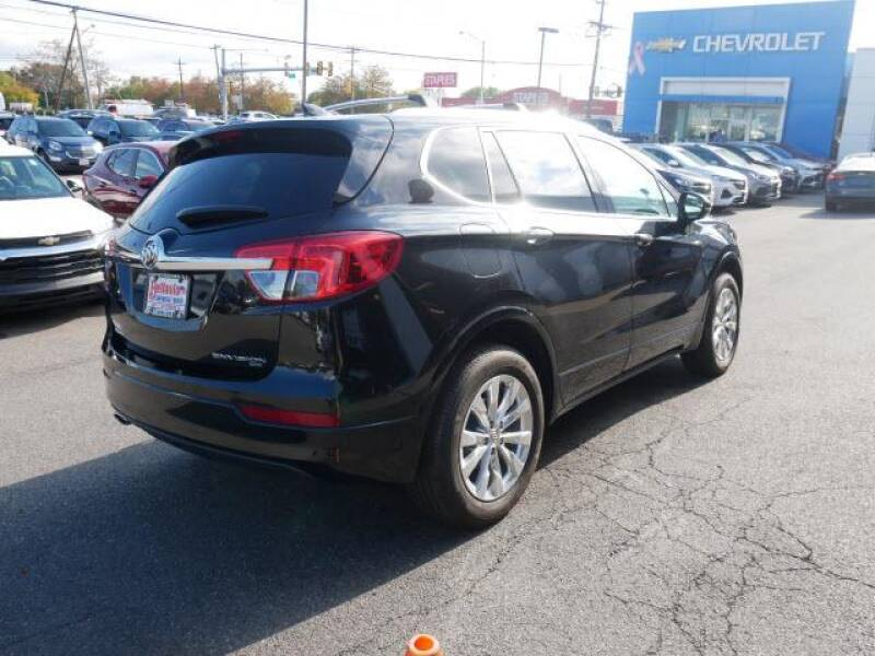 2017 Buick Envision AWD Essence 4dr Crossover - East Rutherford NJ