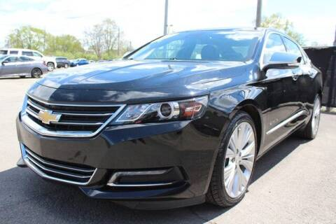 2017 Chevrolet Impala for sale at Road Runner Auto Sales WAYNE in Wayne MI