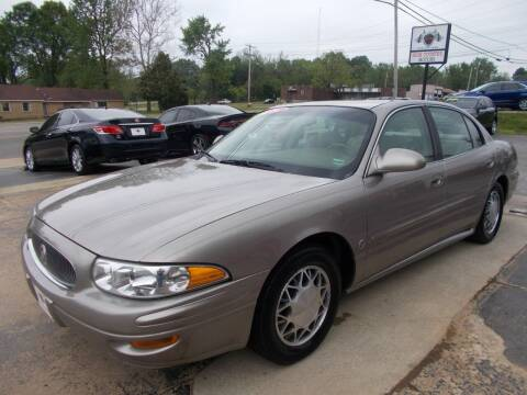 2004 Buick LeSabre for sale at High Country Motors in Mountain Home AR
