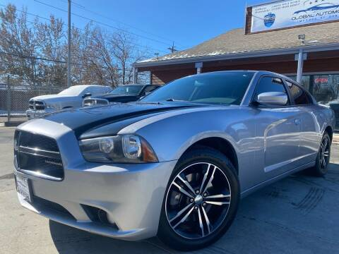 2013 Dodge Charger for sale at Global Automotive Imports of Denver in Denver CO