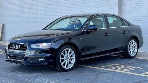 2015 Audi A4 for sale at Carland Auto Sales INC. in Portsmouth VA