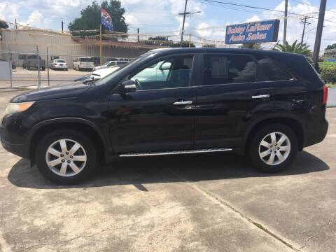 2012 Kia Sorento for sale at Bobby Lafleur Auto Sales in Lake Charles LA
