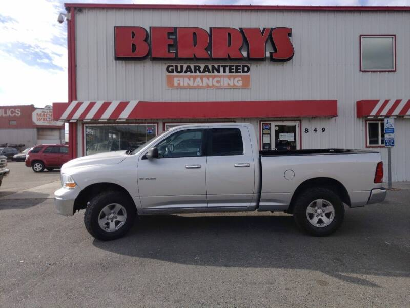 2010 Dodge Ram Pickup 1500 for sale at Berry's Cherries Auto in Billings MT