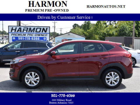 2019 Hyundai Tucson for sale at Harmon Premium Pre-Owned in Benton AR