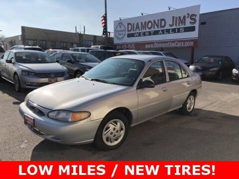 2002 Ford Escort for sale at Diamond Jim's West Allis in West Allis WI