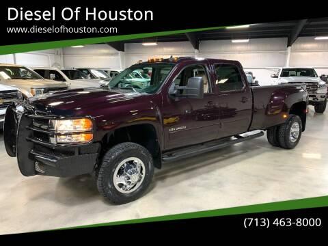 2008 Chevrolet Silverado 3500HD for sale at Diesel Of Houston in Houston TX