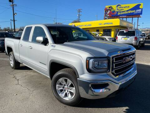 2018 GMC Sierra 1500 for sale at New Wave Auto Brokers & Sales in Denver CO